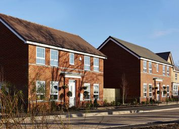 """Thumbnail 4 bed detached house for sale in """"Thornbury"""" at Yarnfield, Stone"""