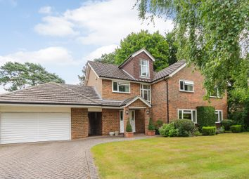 Thumbnail 6 bed detached house to rent in Milner Drive, Cobham