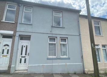 Thumbnail 3 bed terraced house to rent in Francis Street, Fleur De Lis, Blackwood