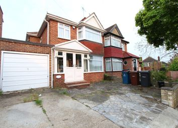 Thumbnail 3 bed semi-detached house to rent in Lyon Meade, Stanmore