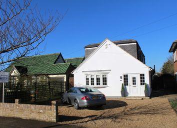 Thumbnail 4 bed detached house for sale in Jones Road, Goffs Oak, Waltham Cross