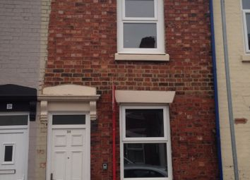 Thumbnail 2 bedroom terraced house to rent in Conway Street, Shelton, Stoke On Trent