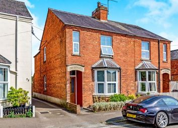 Thumbnail 2 bedroom semi-detached house for sale in Manor Road, Brackley, Northamptonshire, United Kingdom