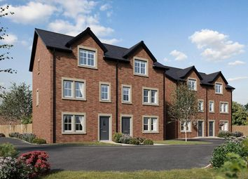 Thumbnail 3 bed detached house for sale in Waterside Cottam Way, Cottam, Preston