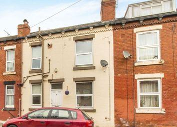 Thumbnail 1 bedroom terraced house for sale in Runswick Avenue, Leeds