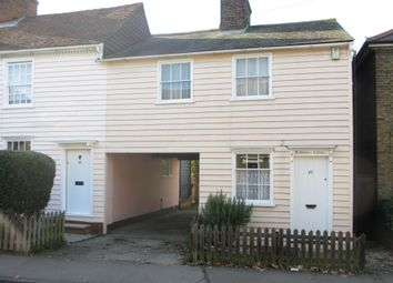 Thumbnail 2 bed cottage to rent in North Street, Rochford