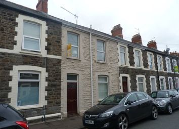 Thumbnail 2 bed flat to rent in Flora Street, Cathays, (2 Beds)