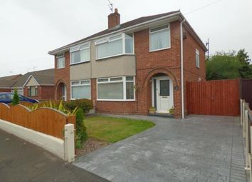 Thumbnail 3 bed semi-detached house for sale in Eddisbury Road, Whitby, Ellesmere Port, Cheshire