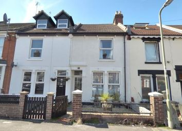 Thumbnail 2 bedroom terraced house for sale in Parham Road, Gosport