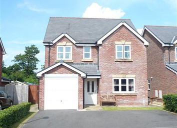 Thumbnail 4 bed detached house for sale in Nanty Felin, Abermule Powys, Powys