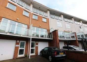 Thumbnail 3 bedroom town house to rent in Taliesin Court, Chandlery Way, Cardiff