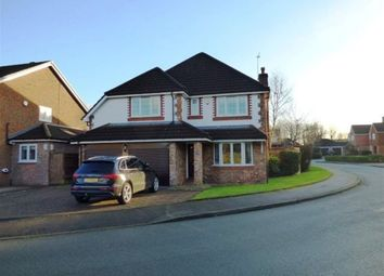 Thumbnail 4 bed detached house to rent in Cumberland Drive, Bowdon