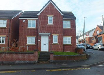 Thumbnail 3 bed detached house for sale in Oxford Road, Fegg Hayes, Stoke-On-Trent