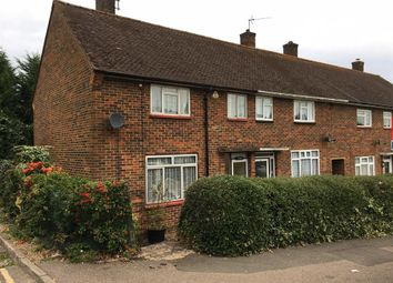 Thumbnail 3 bed property to rent in Hallowes Crescent, Watford