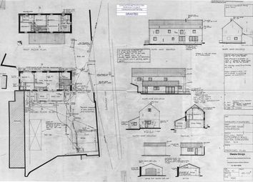 Thumbnail 4 bed barn conversion for sale in Suttonfield Road, Doncaster