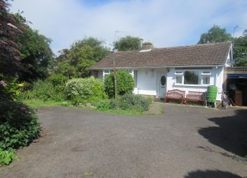 Thumbnail 2 bedroom detached bungalow for sale in Carmen Grove, Groby, Leicester