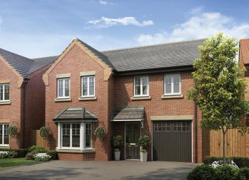 "Thumbnail 4 bed detached house for sale in ""The Haddenham "" at Stokesley, Middlesbrough"