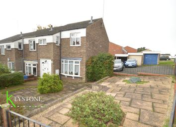 Thumbnail 3 bed end terrace house for sale in Fountains Road, Ipswich