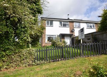 Thumbnail 3 bed end terrace house for sale in Broadfield Close, Bishops Frome, Worcestershire