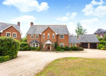 Thumbnail 4 bedroom detached house for sale in Hinton Fields, Kings Worthy, Winchester, Hampshire