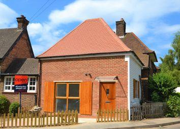 Thumbnail 1 bed barn conversion for sale in Church Lane, Aldenham, Watford