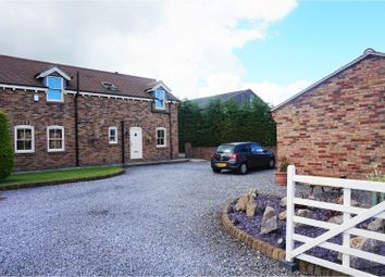 Thumbnail 3 bed barn conversion to rent in Wheatley Hill, Durham