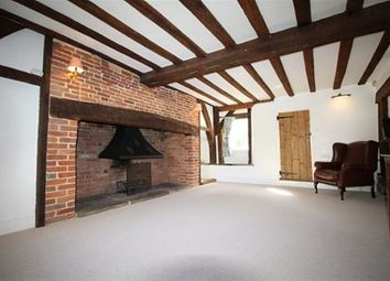 Thumbnail 3 bed property to rent in St. Marys Road, Wrotham, Sevenoaks