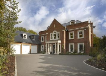 Thumbnail 6 bedroom detached house for sale in Robins Wood, Monks Drive, Ascot, Berkshire