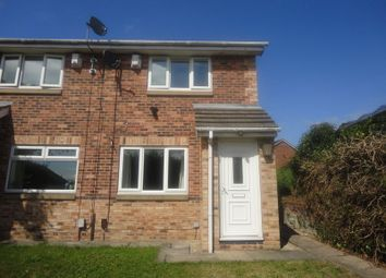 Thumbnail 2 bed semi-detached house for sale in Greenfields, Heckmondwike
