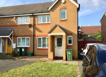Thumbnail 3 bed semi-detached house to rent in Bromwich Close, Leicester