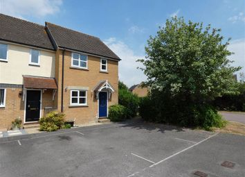 Thumbnail 2 bed end terrace house to rent in Simmance Way, Amesbury, Wiltshire