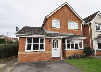 Thumbnail 3 bedroom detached house for sale in Hedgerow Close, Rownhams, Southampton