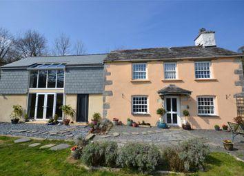 Thumbnail 4 bed detached house for sale in No 3 Stara Bridge, Rilla Mill, Callington, Cornwall