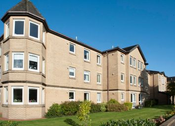 Thumbnail 2 bed flat for sale in Abbey Drive, Glasgow