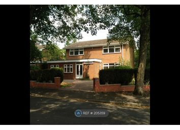 Thumbnail 5 bed detached house to rent in Jesson Road, Walsall