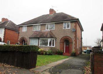 Thumbnail 3 bed semi-detached house for sale in Sundorne Road, Sundorne, Shrewsbury