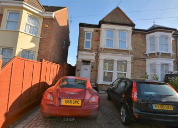 Thumbnail 1 bedroom flat to rent in Cromer Road, Southend-On-Sea