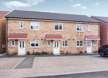 Thumbnail 2 bed terraced house for sale in Limestone Close, Ipswich