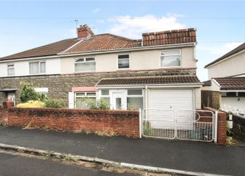 Thumbnail 5 bedroom semi-detached house for sale in Eastlyn Road, Bedminster Down, Bristol