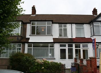 Thumbnail 3 bedroom terraced house to rent in Rowan Road, London