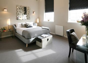 Thumbnail 2 bed flat for sale in 89 Duke Street, Leith Links, Edinburgh