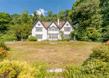 Thumbnail 6 bed detached house for sale in Frensham Vale, Lower Bourne, Farnham, Surrey