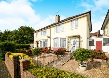 Thumbnail 3 bedroom semi-detached house for sale in Sullivan Way, Elstree, Borehamwood