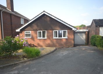 Thumbnail 2 bed detached bungalow for sale in Newcastle Road, Trent Vale, Stoke-On-Trent