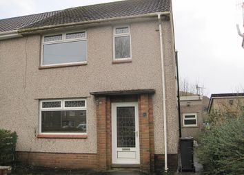 Thumbnail 2 bed semi-detached house to rent in Glantwrch, Ystalyfera, Swansea, City And County Of Swansea.