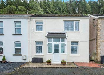 Thumbnail 4 bedroom semi-detached house for sale in Dyffryn Road, Alltwen, Swansea