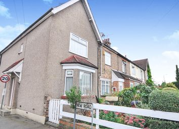 Thumbnail 3 bed terraced house for sale in Swanley Lane, Swanley
