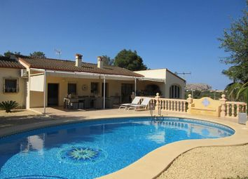 Thumbnail 4 bed property for sale in Javea, Moraira, Spain
