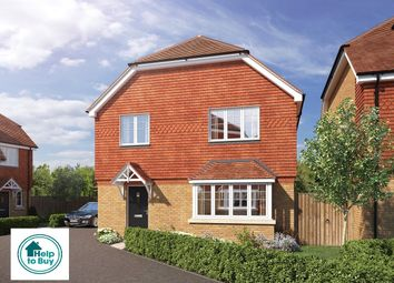 Thumbnail 4 bed detached house for sale in All Saints Gardens, Nutfield Road, Merstham, Surrey