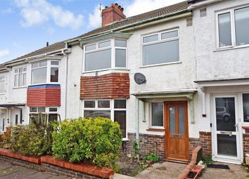 Thumbnail 3 bed terraced house for sale in Eastbourne Road, Brighton, East Sussex